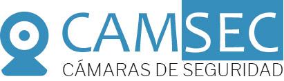 Logo CamSec Camaras de Seguridad